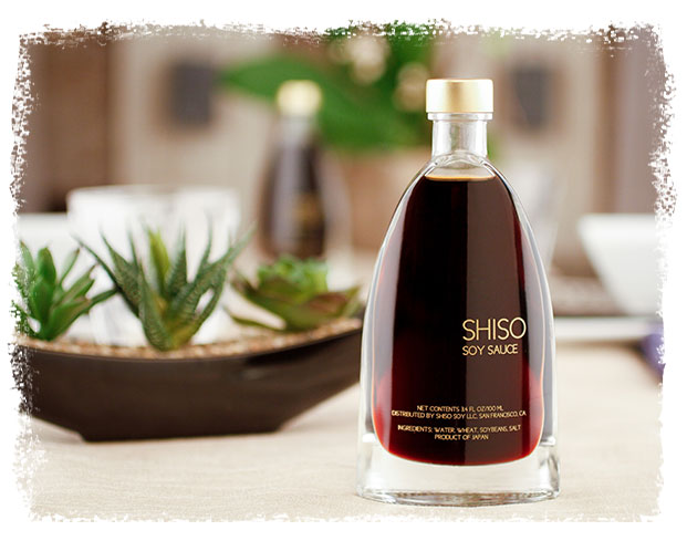 Shiso bottle light colors